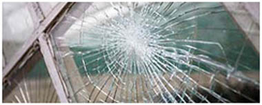 Hastings Smashed Glass
